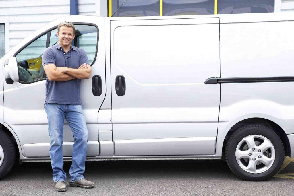 Man with a Van'